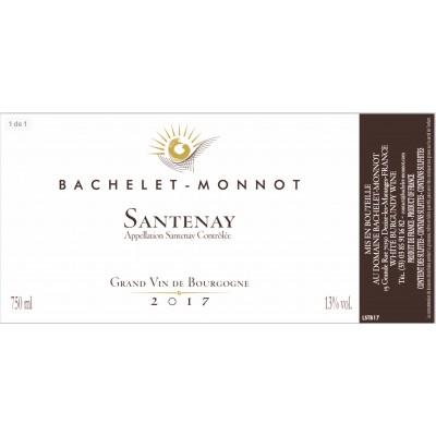 B-M. Santenay blanc 2017