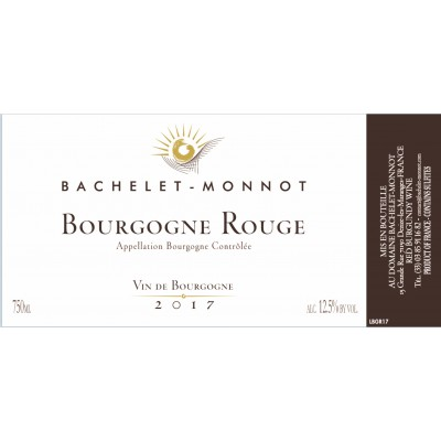 B-M. Bourgogne rouge 2017