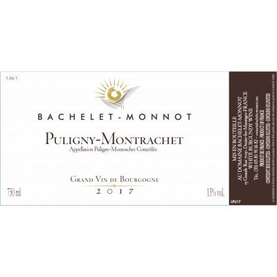 B-M. Puligny-Montrachet 2017