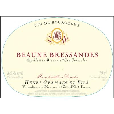 H-G. Beaune Bressandes 1er...