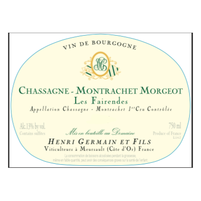 H-G. Chassagne-Montrachet...