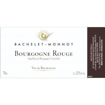 B-M. Bourgogne rouge 2018