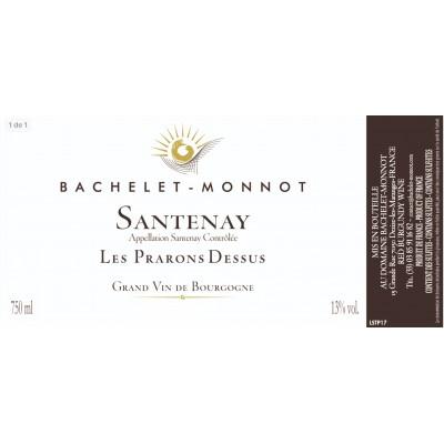 B-M. Santenay Les Prarons...