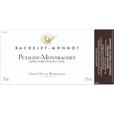 B-M. Puligny-Montrachet 2018
