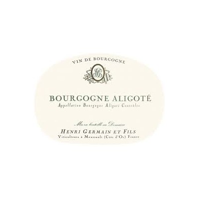 H-G. Bourgogne Aligoté 2018