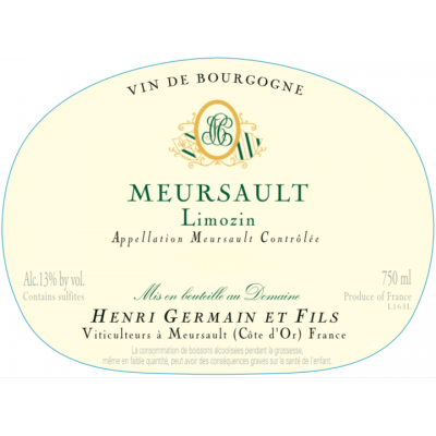 "H-G. Meursault ""Limozin"" 2018"
