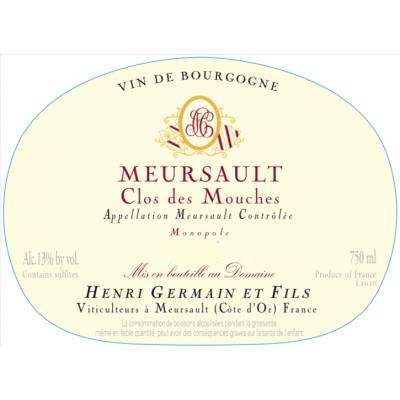 """H-G. Meursault """"Clos des..."""