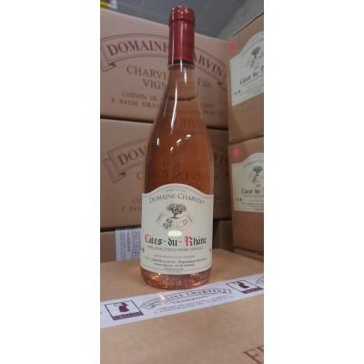 Charvin Côtes du Rhône Rosé
