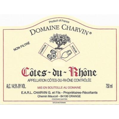 Côtes du Rhône 2019